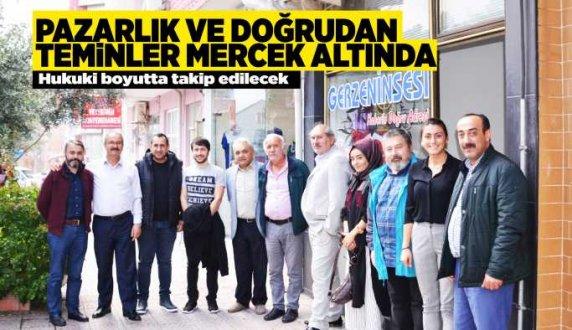 Sinopta gazete sahipleri bildiri yayınlayacak