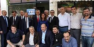 Bayrampaşa Heyetinden Gazetemize Ziyaret