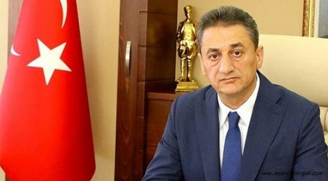 Sinop Valisi Erol Karaömeroğlu'nun acı günü