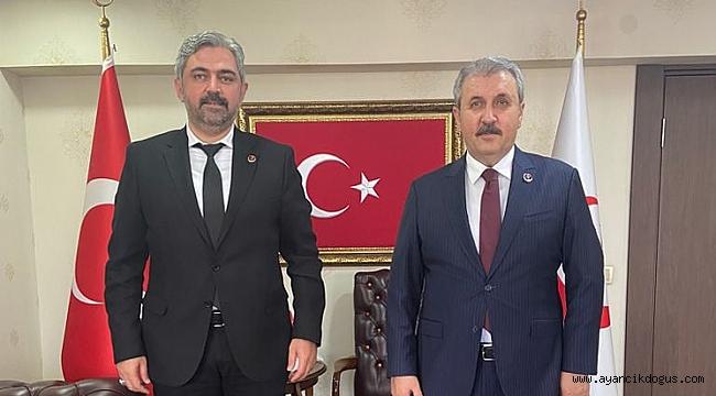 BBP Genel BaşkanıDestici, Sinop'a geliyor