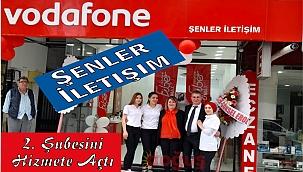 Şenler İletişim Vodafone Sinop şubesi hizmete açıldı