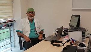 Ayancık'a ilk kez KBB doktoru atandı