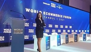 """E-Ticaretin Davos'u"" WORLD E-COMMERCE FORUM, e-ticaret ekosistemini buluşturdu."