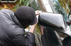 Türkeli'de hırsızlık yapan şahıs yakalandı