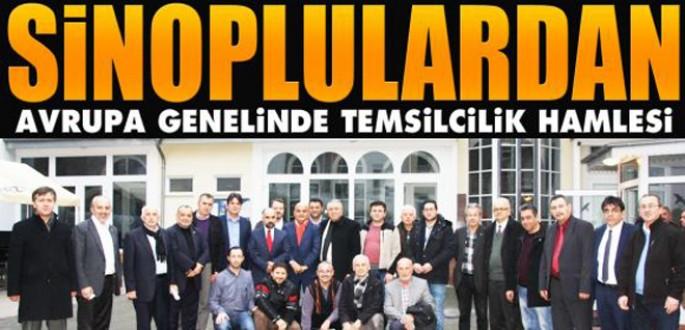 ASİDER'den Avrupa genelinde temsilcilik hamlesi