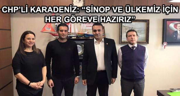CHP'li Karadeniz:
