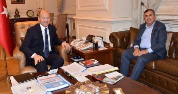 İçişleri Bakanı Soylu Sinop'a geliyor
