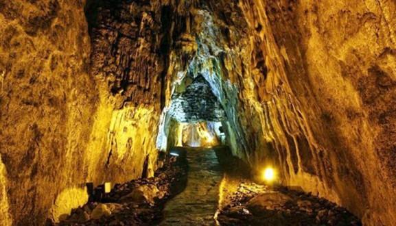 İnaltı mağarasında serinlemek ister misiniz?