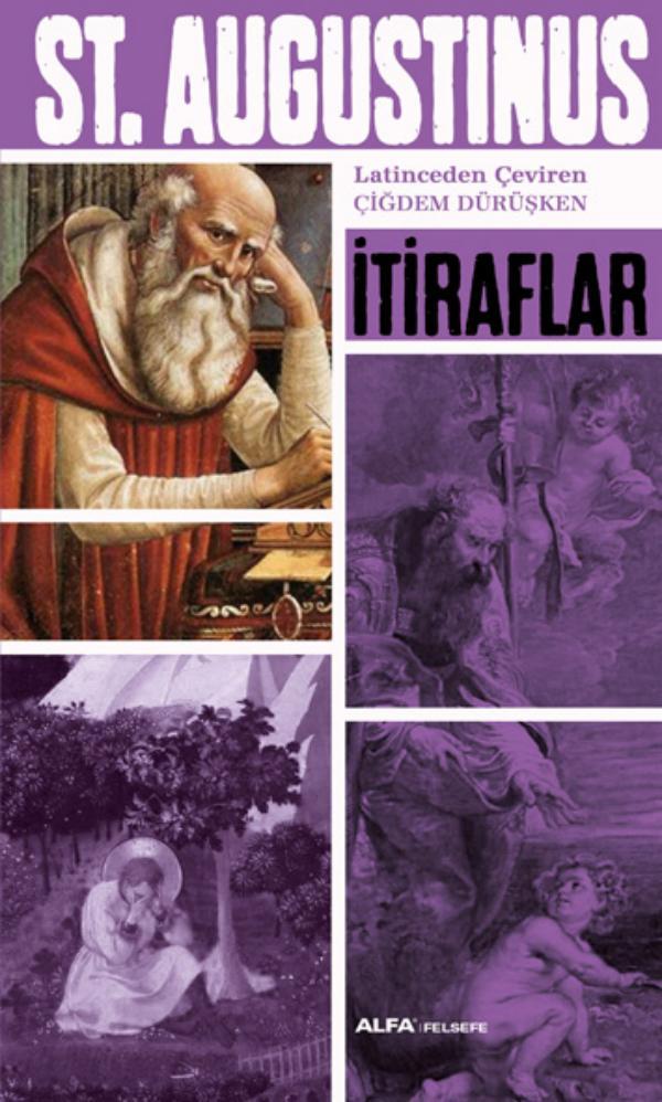 İTİRAFLAR Alfa Yayınları'ndan Çıktı