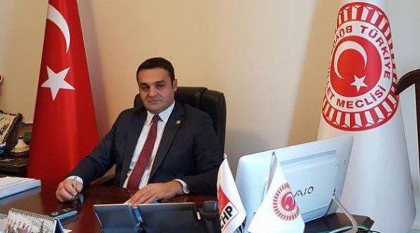 CHP Sinop Milletvekili Barış Karadeniz'den Yeni yıl mesajı