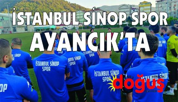 İstanbul Sinop Spor, İlk Çalışmasına Çıktı
