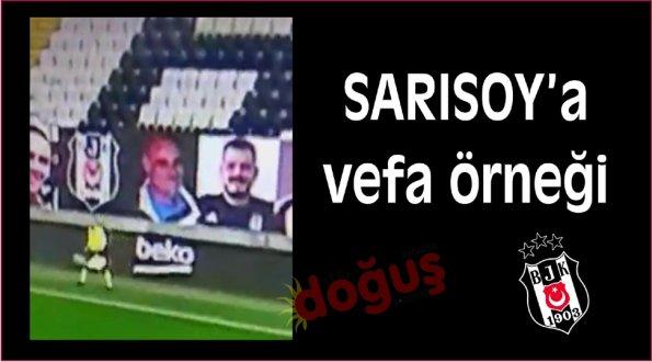 BJK Spor Kulübünden Sarısoy'a vefa örneği