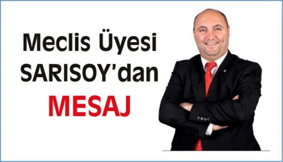 Ozan SARISOY'dan İlköğretim Haftası Mesajı