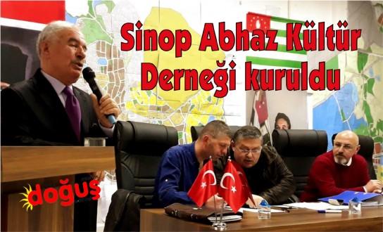 Sinop Abhaz Kültür Derneği kuruldu