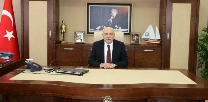 Sinop Valisi Hasan İpek'ten, 30 Ağustos Zafer Bayramı Mesajı