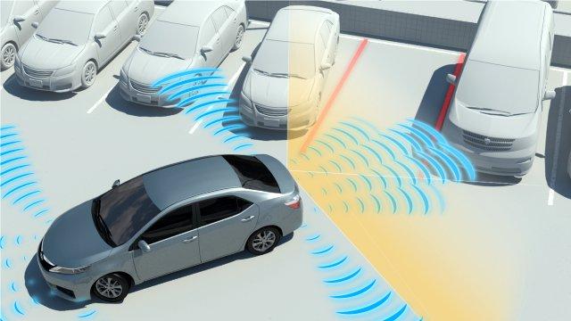 Toyota geliştirdiği yeni park yardımcısı sistemleriyle hem park etmeyi kolaylaştırıyor hem de kazaları önlüyor.