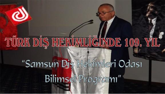 TÜRK DİŞ HEKİMLİĞİNDE 109. YIL