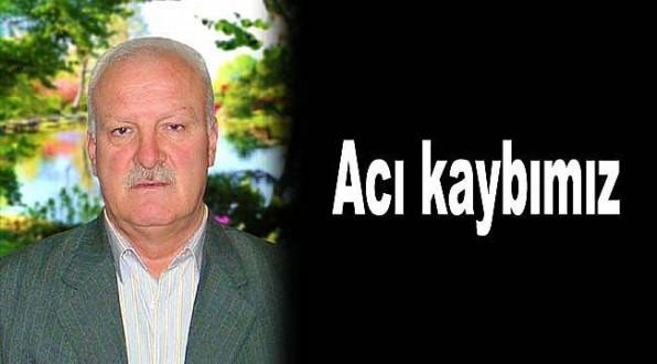 Türkeli'de acı kayıp