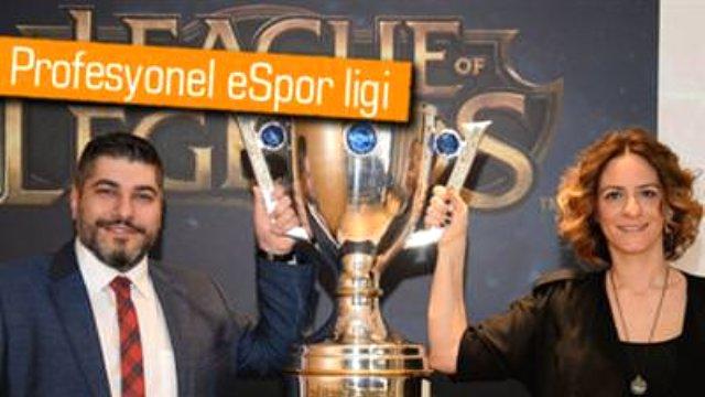 Türkiye'nin ilk profesyonel eSpor ligi için Riot Games, gnçtrkcll ve Coca Cola Zero iş birliği yaptı.