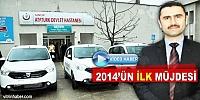 Sinop'ta diyaliz hastalarına müjde